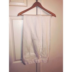 Other - White linen pants